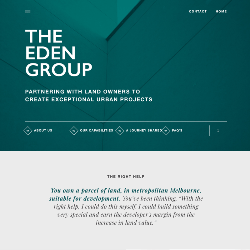 Eden Group Melbourne